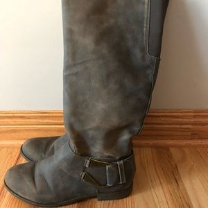 Ruff Hewn boots gray